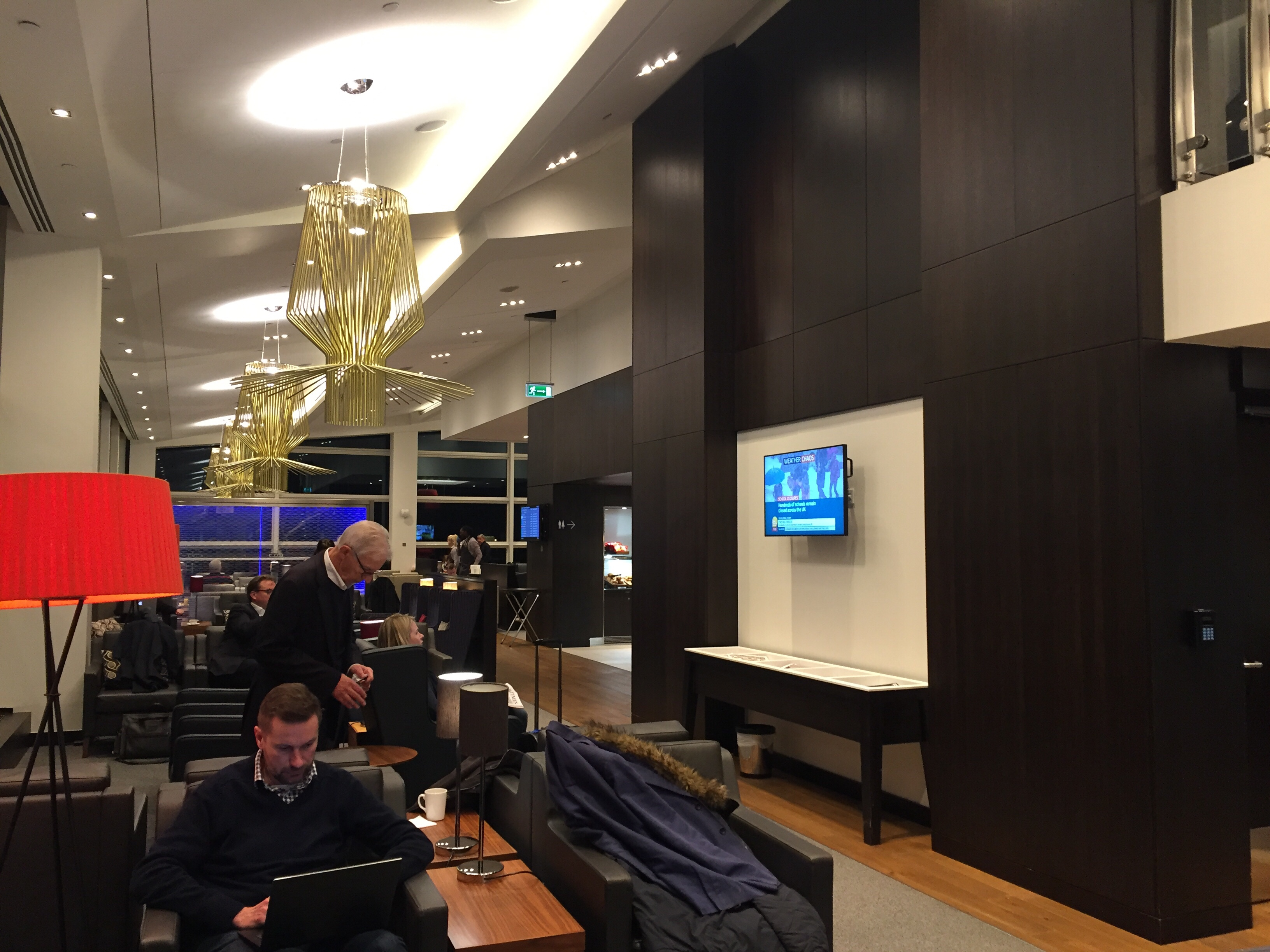 img 0304 - El Salon VIP de British Airways de Londres Gatwick