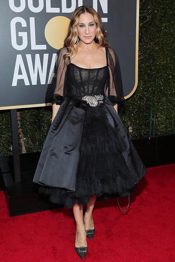 img 3250 1 - Las mejores y las peores vestidas de los Golden Globe