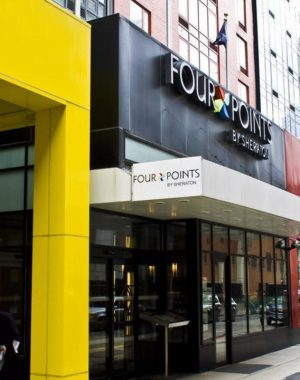Four points 300x380 - El Hotel Four Points by Sheraton en Manhattan New York