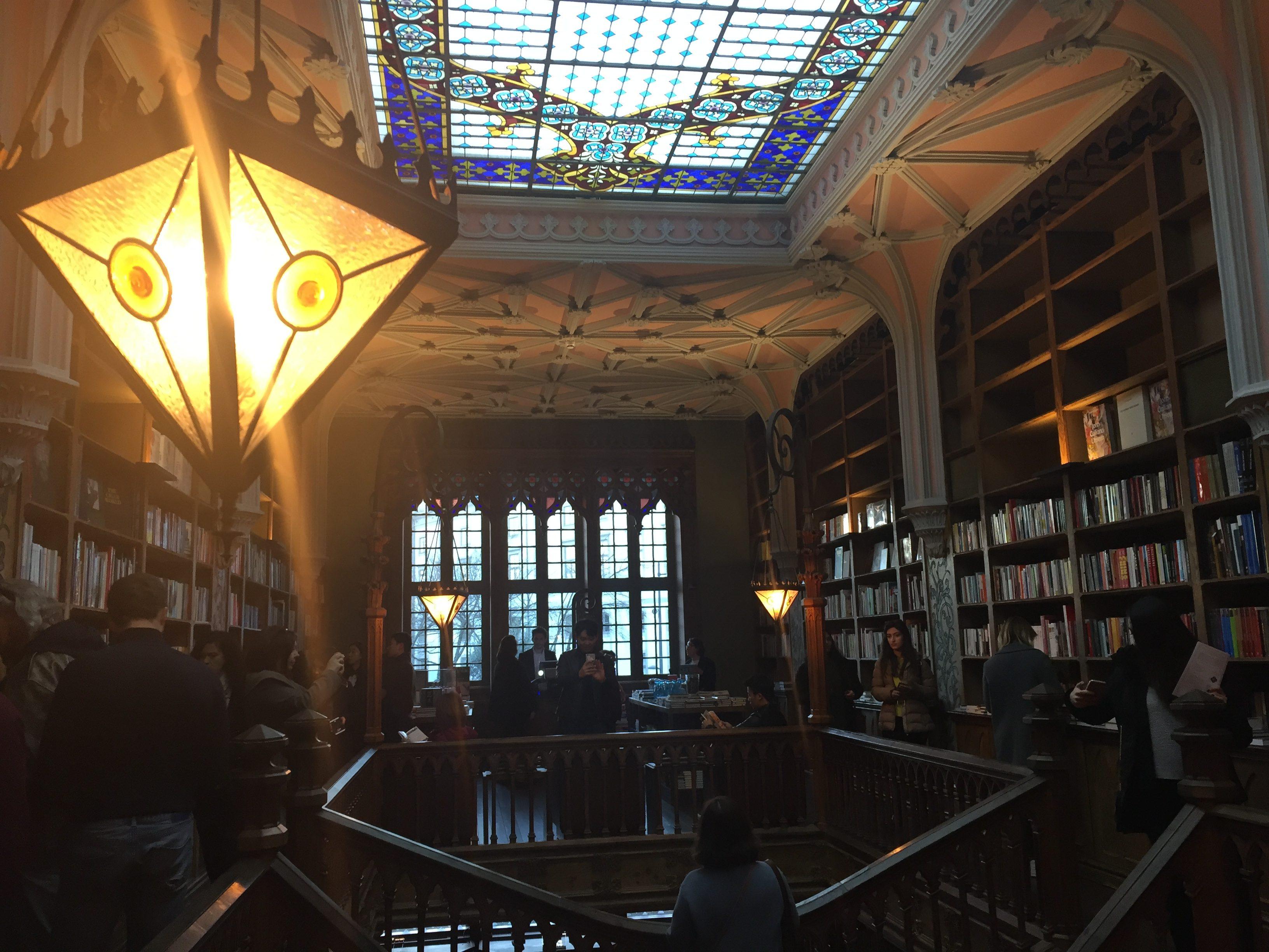 IMG 1629 e1518892789725 - Una visita a la Librería Lello en Porto (Portugal)