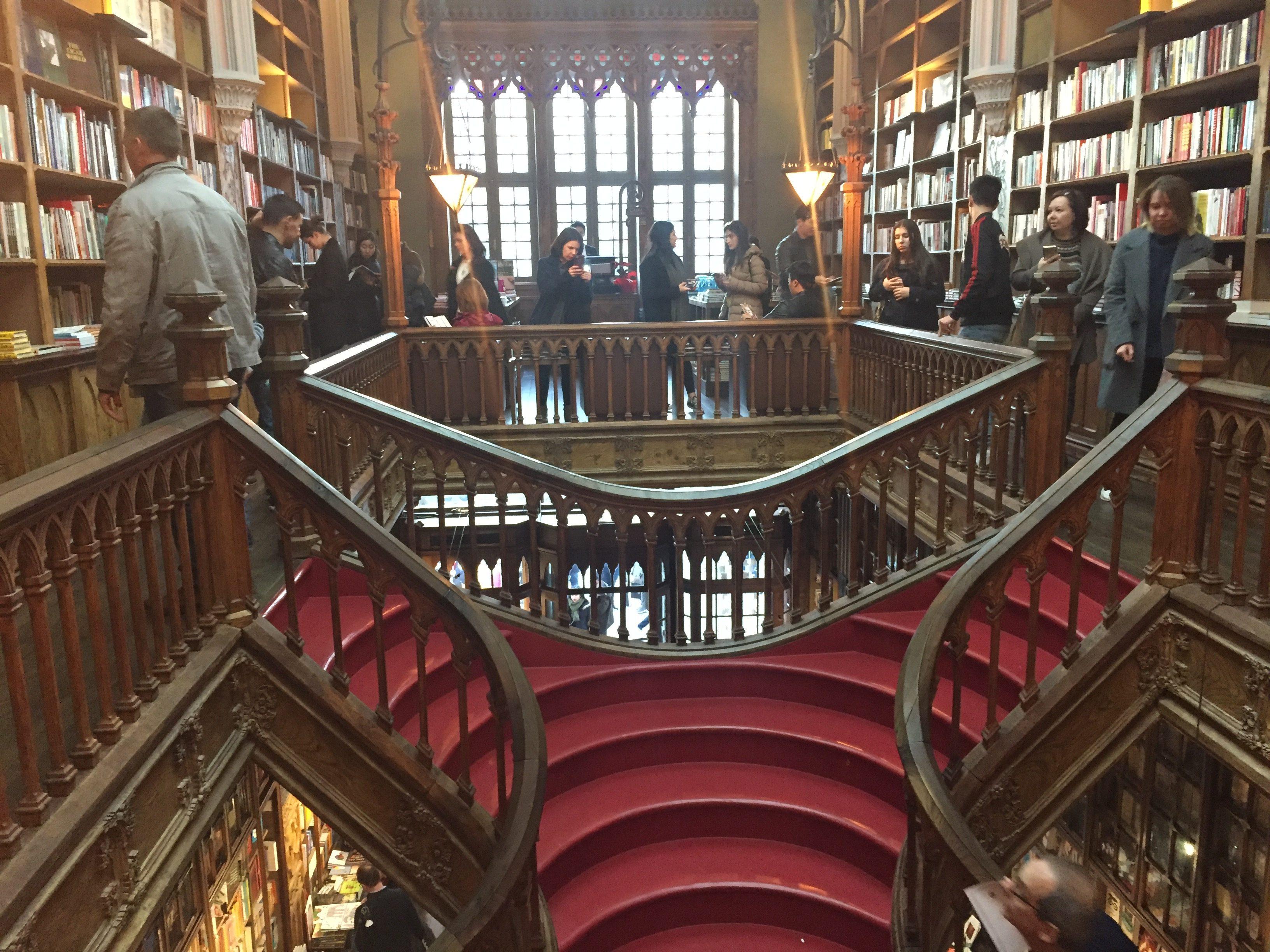 IMG 1632 e1518892766323 - Una visita a la Librería Lello en Porto (Portugal)