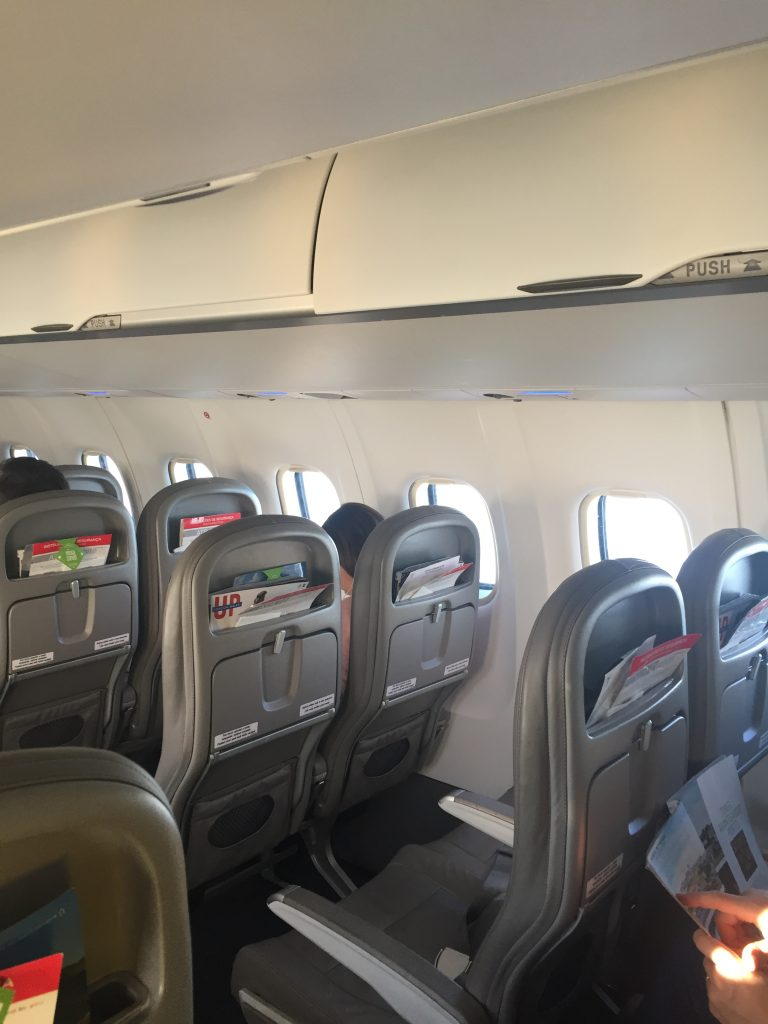 IMG 1898 e1523835381442 768x1024 - Crónica de Vuelo de Porto a Lisboa en TAP Airlines (OPO-LIS)