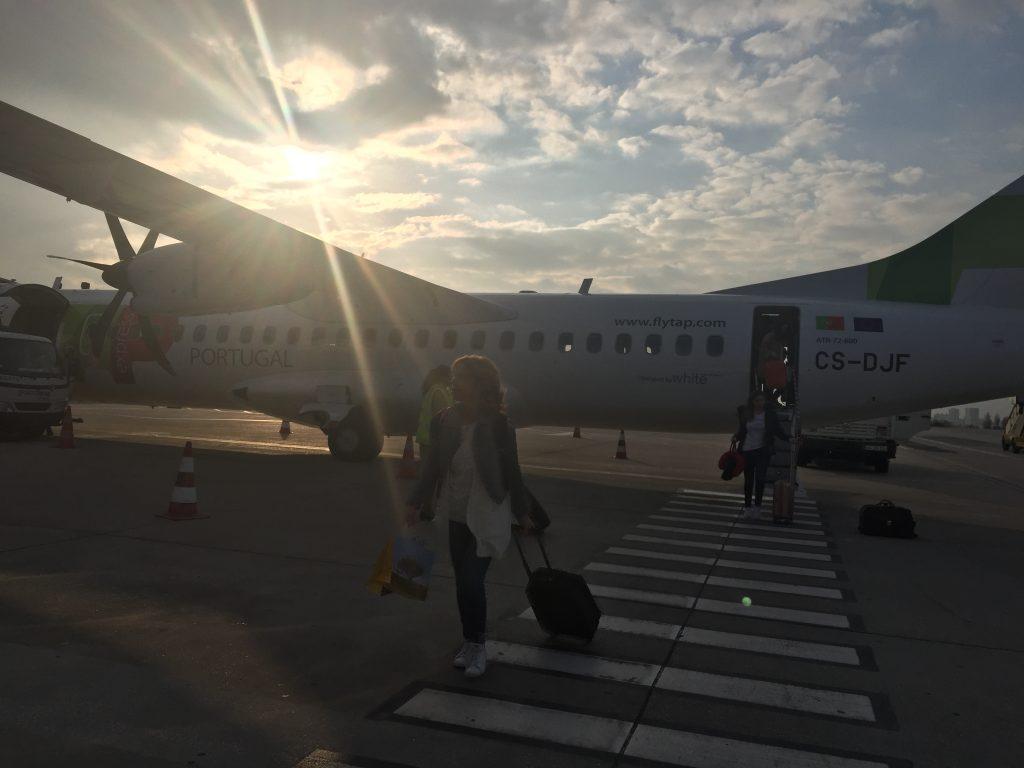 IMG 1940 e1523836687558 1024x768 - Crónica de Vuelo de Porto a Lisboa en TAP Airlines (OPO-LIS)