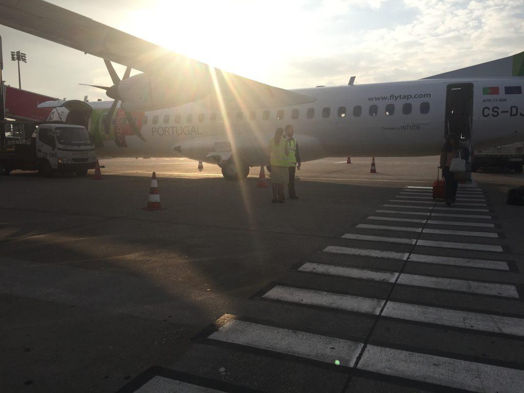 IMG 1942 e1523836716229 1024x768 - Crónica de Vuelo de Porto a Lisboa en TAP Airlines (OPO-LIS)