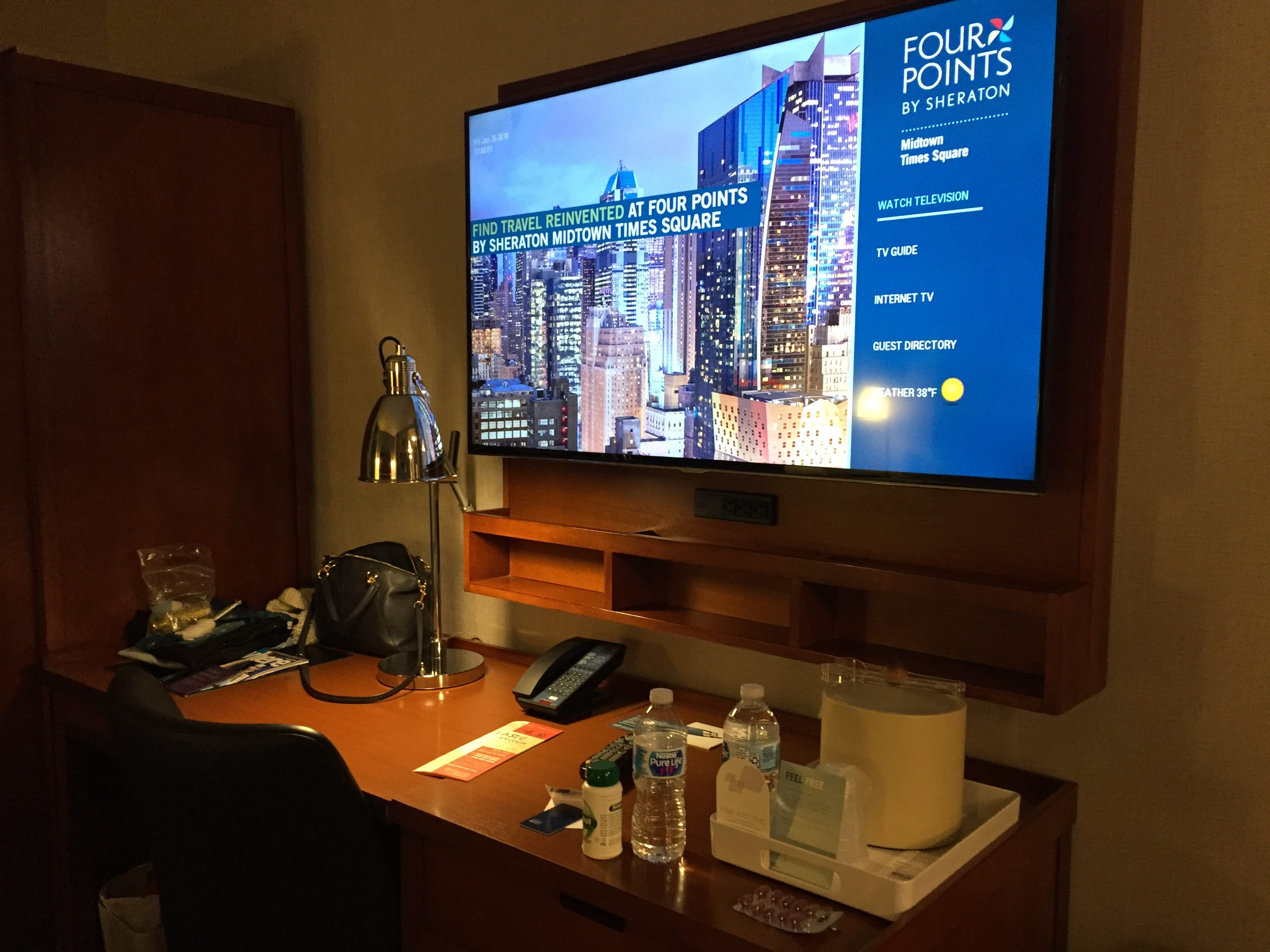 IMG 35431 e1517837393777 - El Hotel Four Points by Sheraton en Manhattan New York