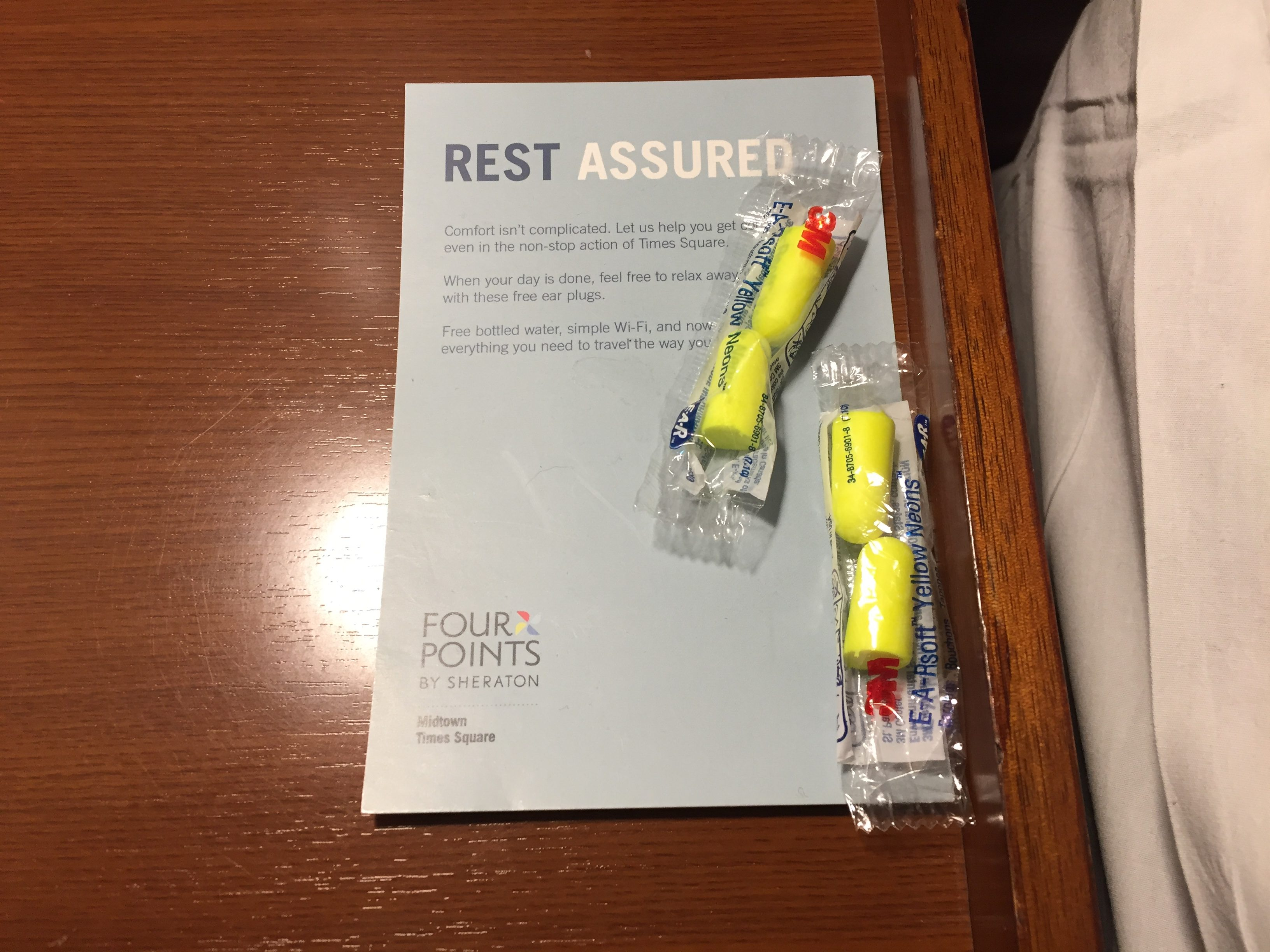 IMG 35451 e1517837660838 - El Hotel Four Points by Sheraton en Manhattan New York