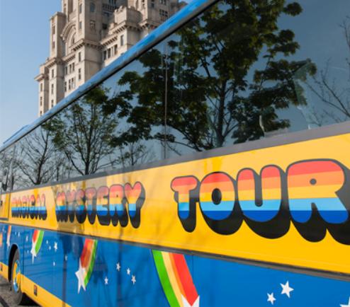 Magical Mystery - Magical Mystery Tour: El Tour de los Beatles en Liverpool
