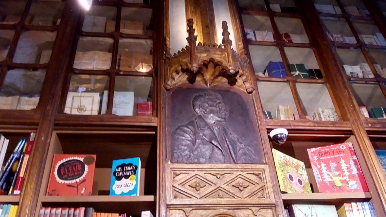 WhatsApp Image 2018 02 17 at 15.08.24 - Una visita a la Librería Lello en Porto (Portugal)