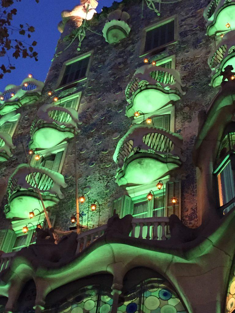IMG 0807 e1520467843829 768x1024 - Visita a la Casa Batlló en Barcelona Parte I/II