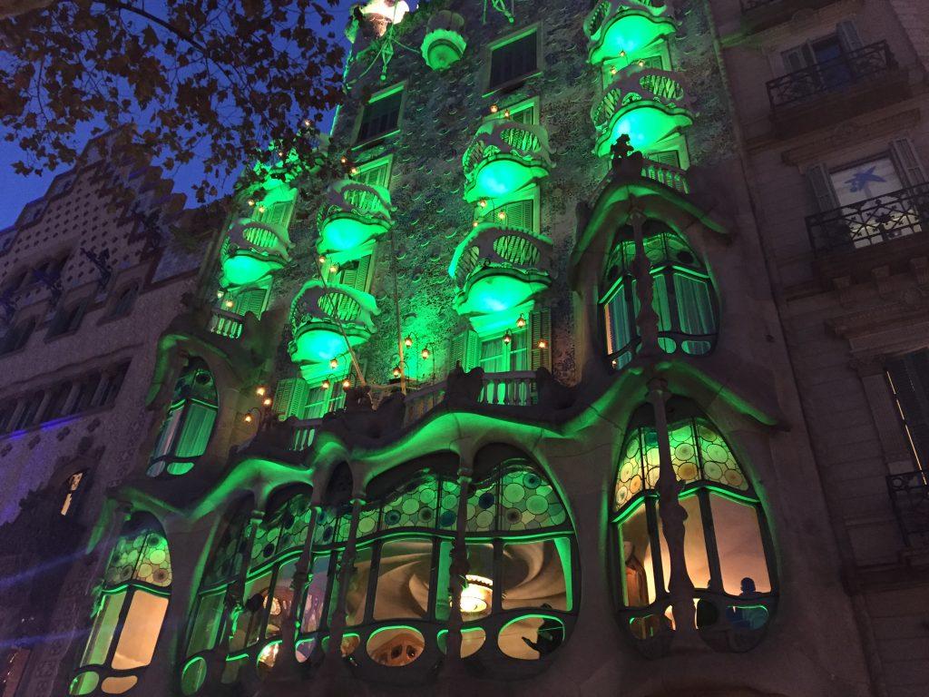 IMG 0810 e1520467970110 1024x768 - Visita a la Casa Batlló en Barcelona Parte I/II