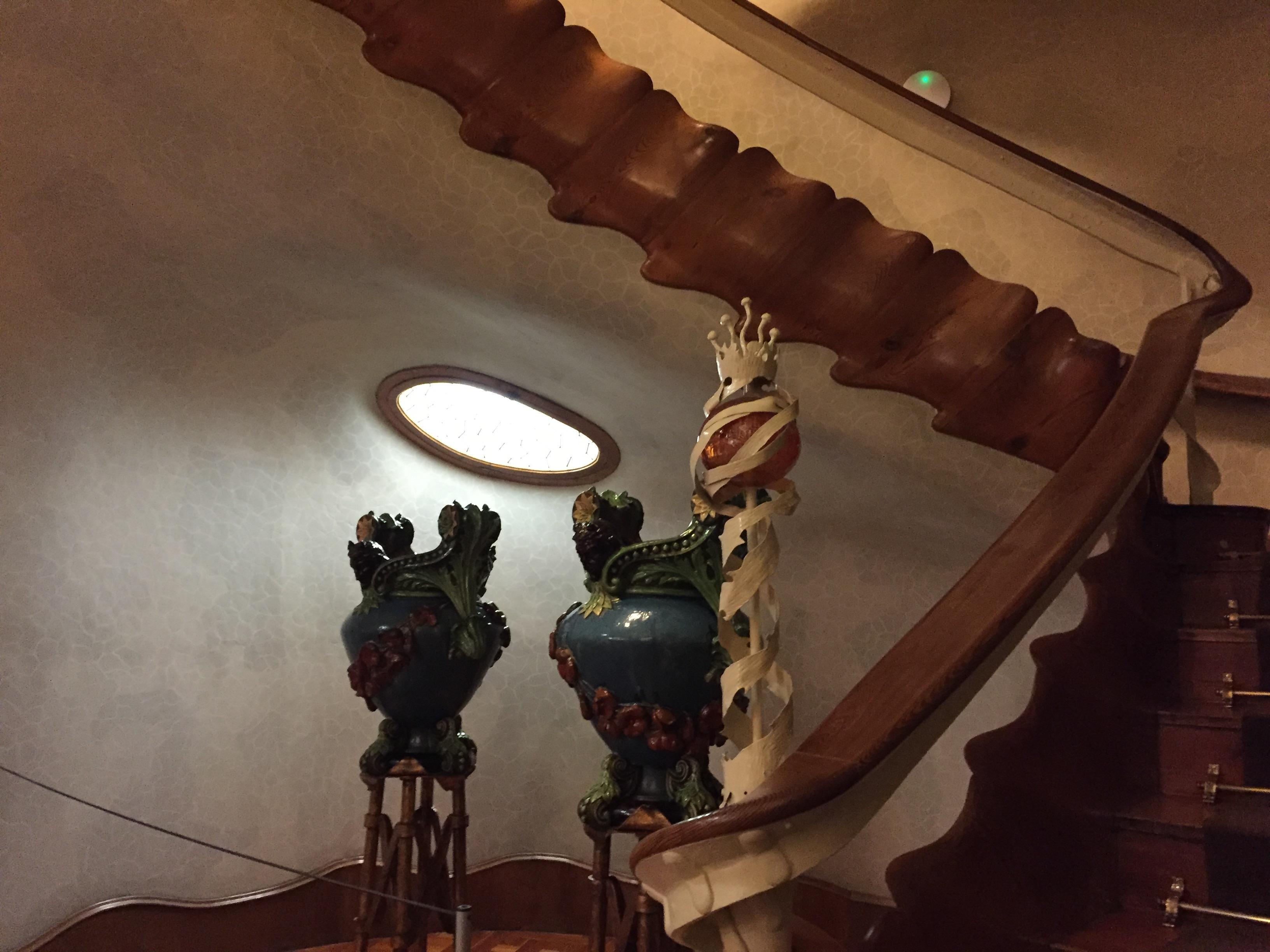 IMG 0820 - Visita a la Casa Batlló en Barcelona Parte I/II