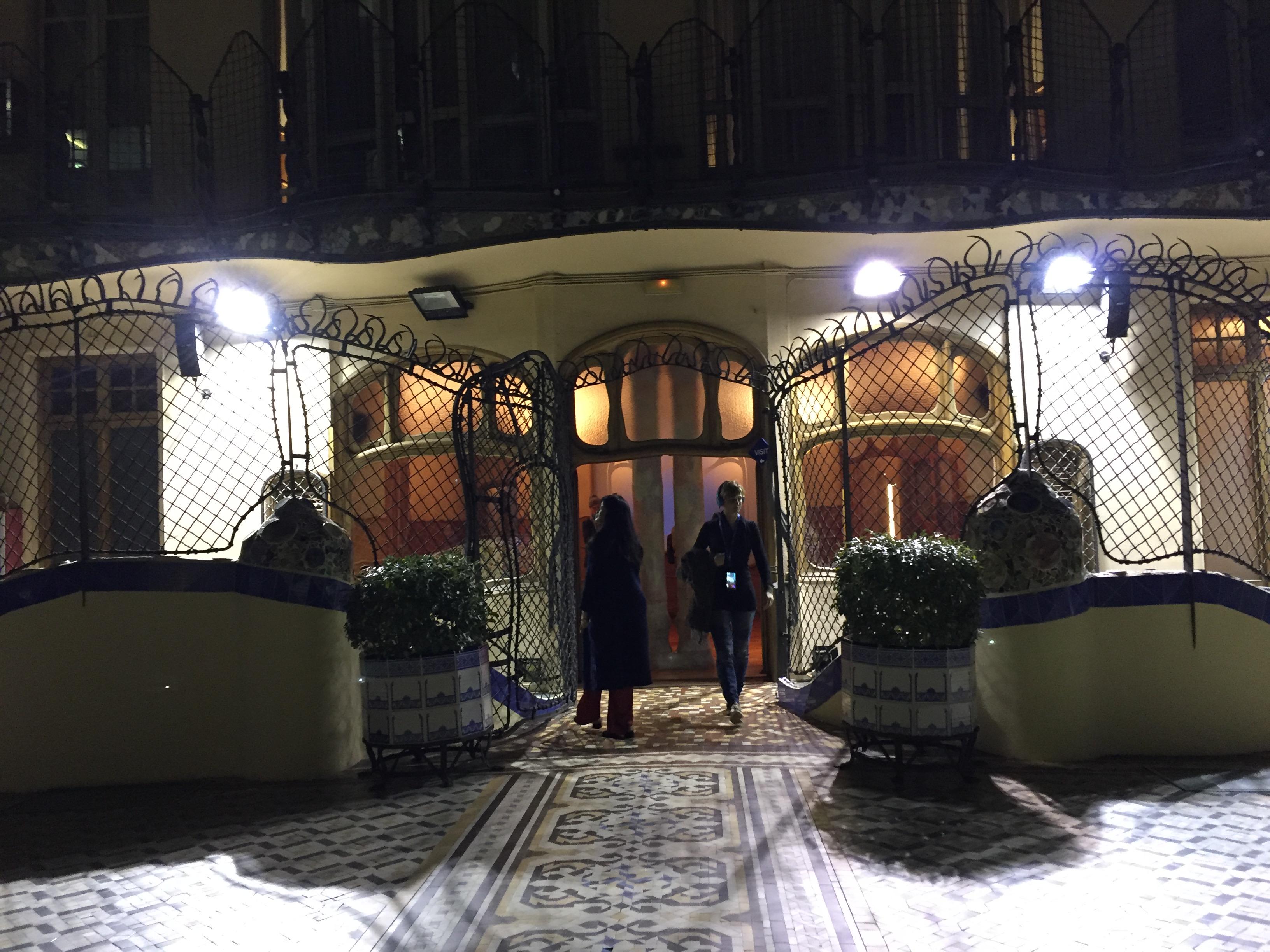 IMG 0868 - Visita a la Casa Batlló en Barcelona Parte II/II