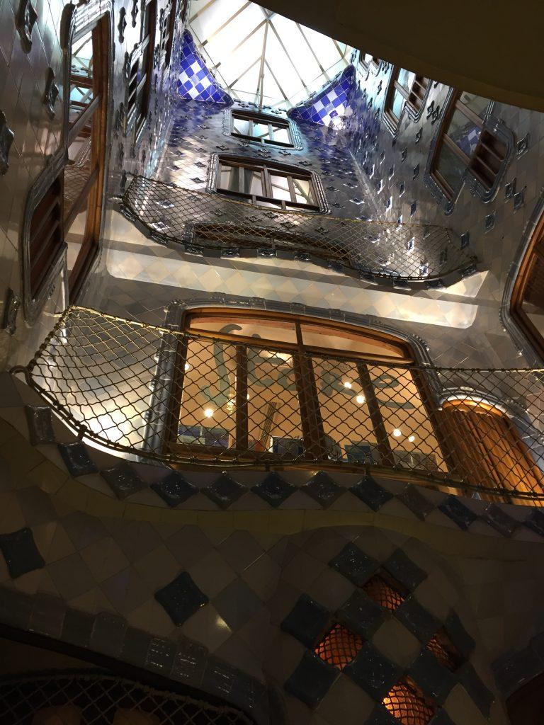 IMG 0873 e1520471472291 768x1024 - Visita a la Casa Batlló en Barcelona Parte II/II