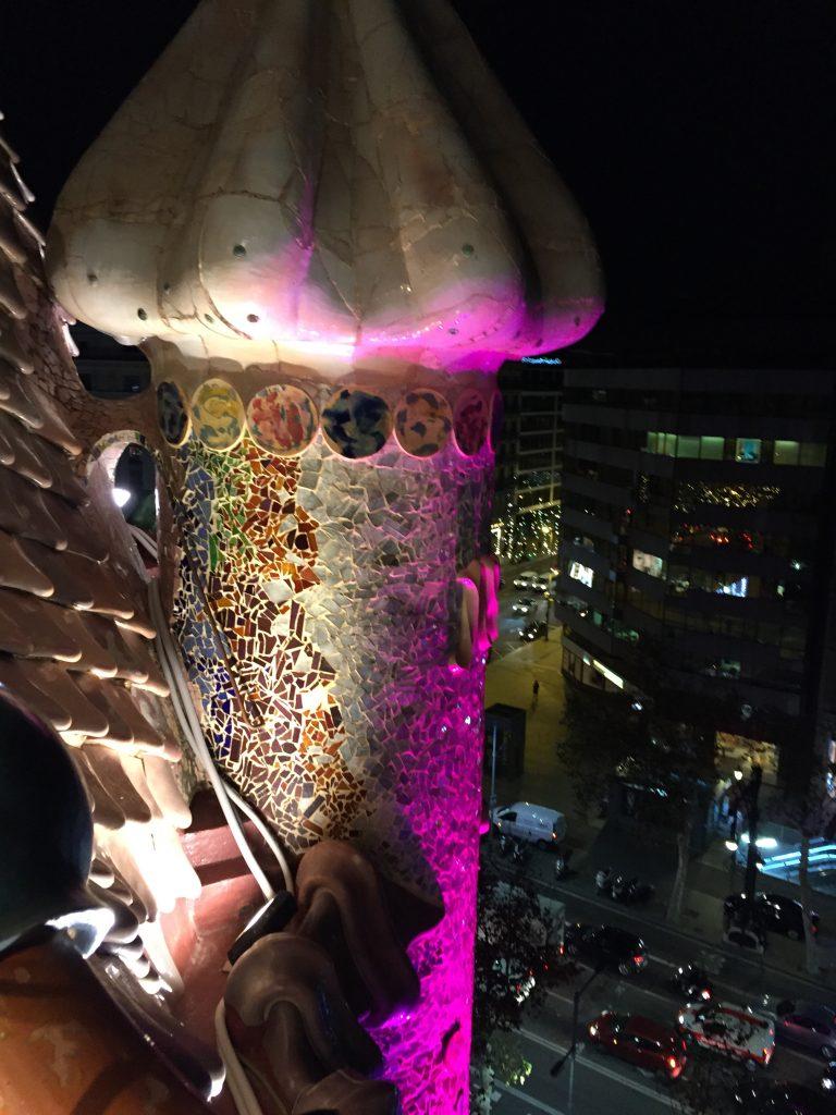 IMG 0894 e1520471312557 768x1024 - Visita a la Casa Batlló en Barcelona Parte II/II