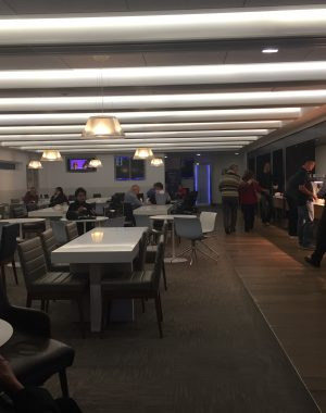 Salón VIP British Londres Heathrow