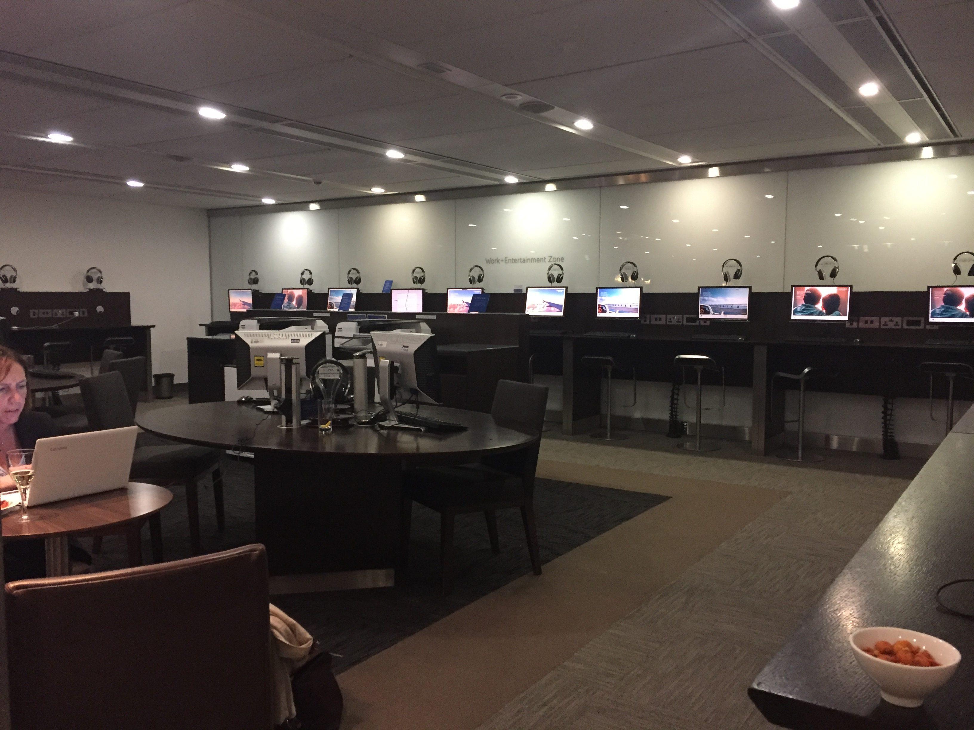IMG 3210 e1520812925830 - El Salón VIP de British Airways en el aeropuerto de Londres Heathrow