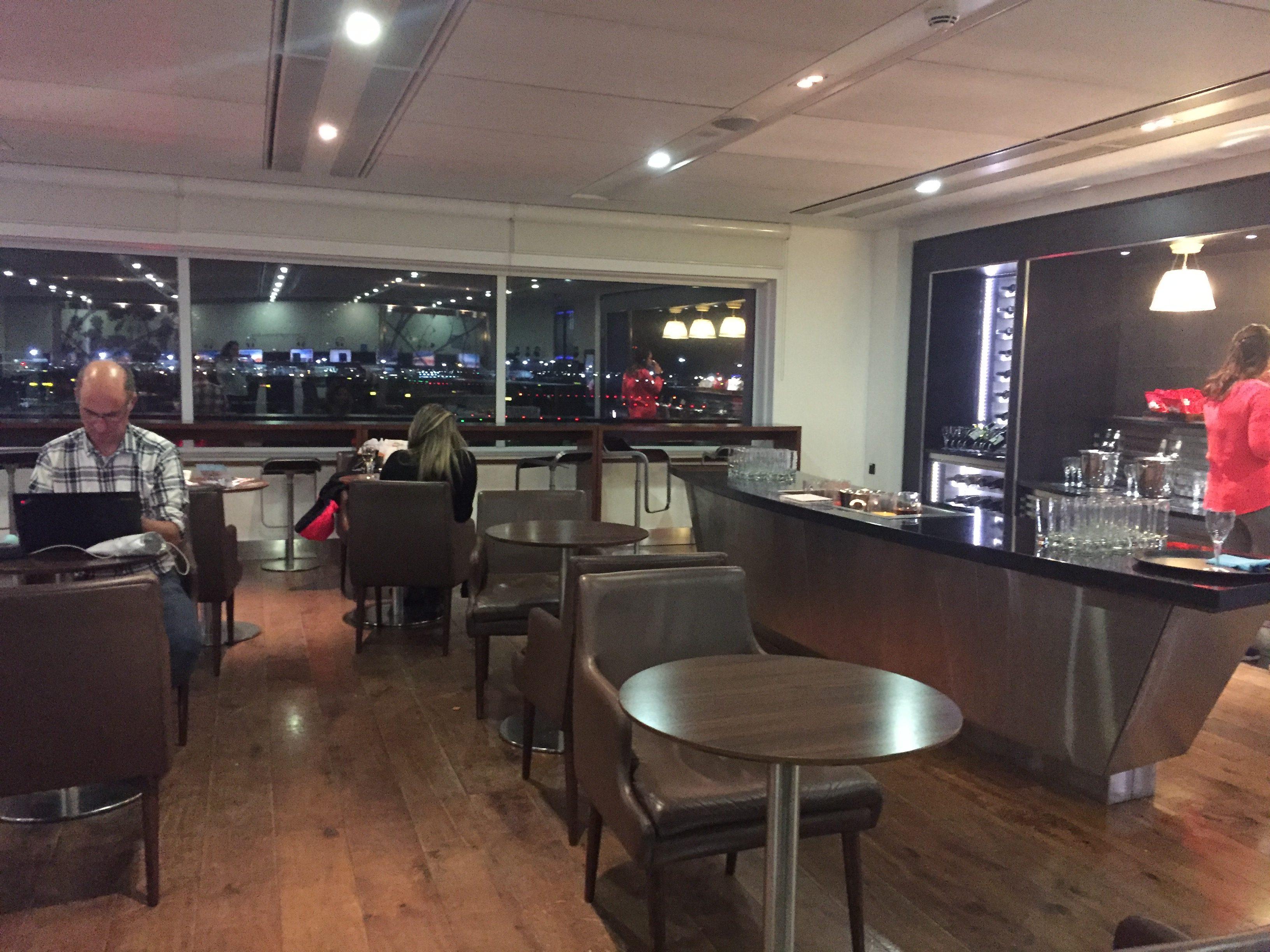 IMG 3211 e1520812941815 - El Salón VIP de British Airways en el aeropuerto de Londres Heathrow