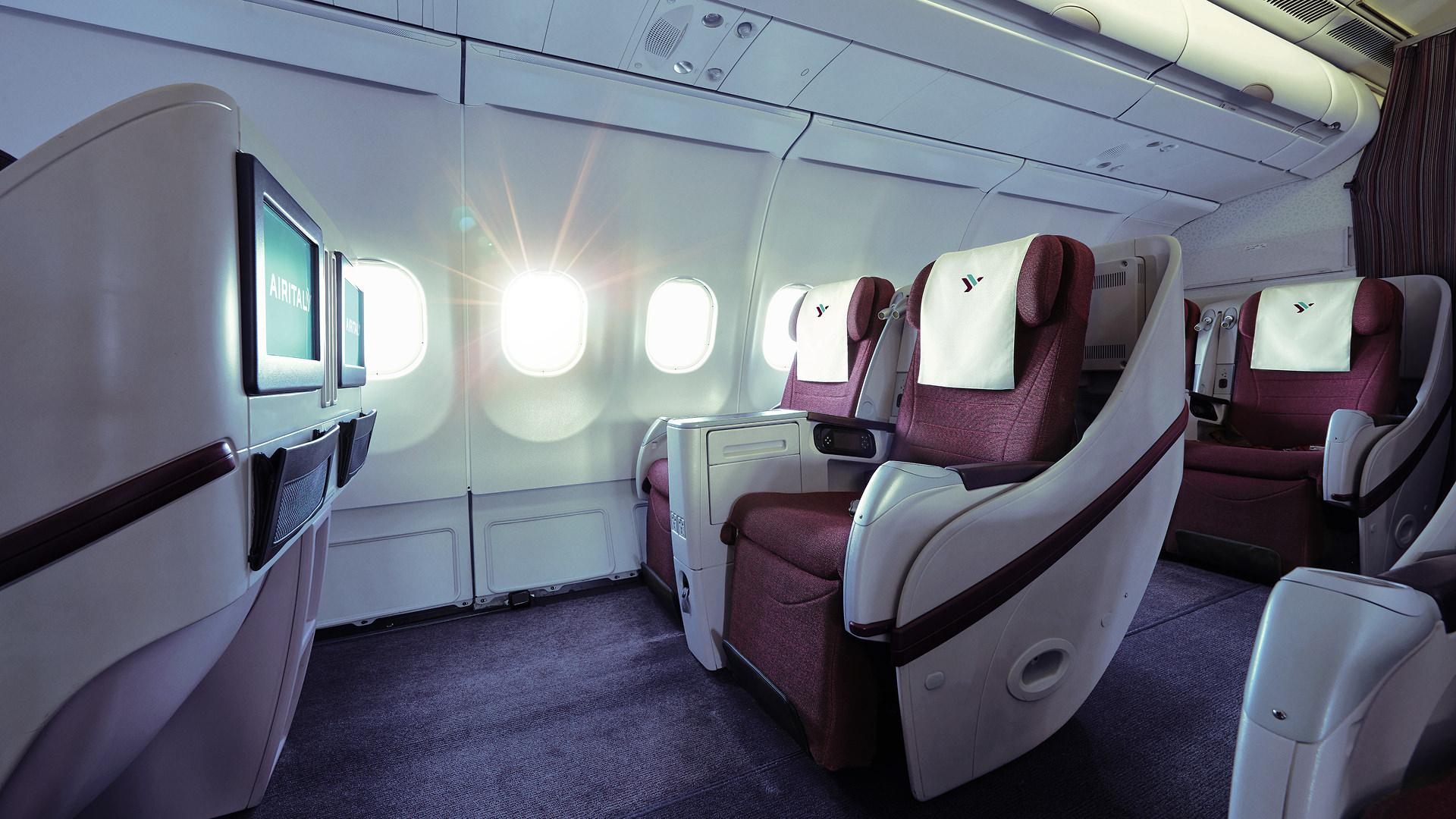 Air Italy 2702s - Con Alitalia al borde de la quiebra (por segunda vez) nace una nueva aerolinea en Italia