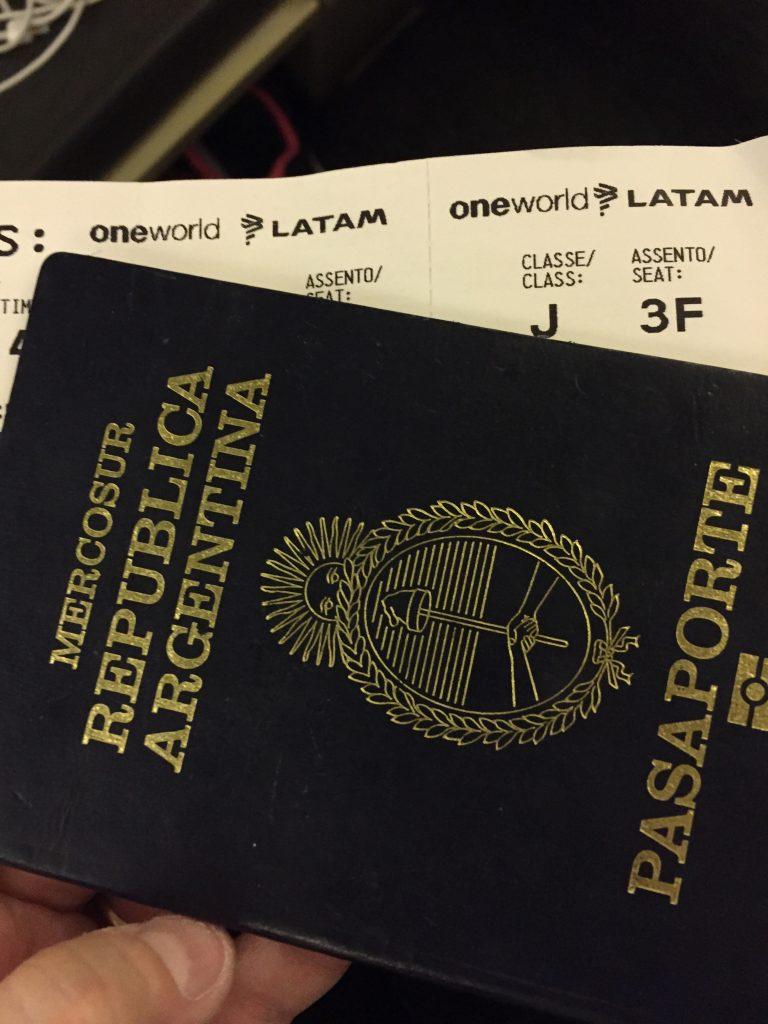 IMG 0010 e1529949761642 768x1024 - Volando de Buenos Aires a Londres via San Pablo en LATAM en Business Class I/II