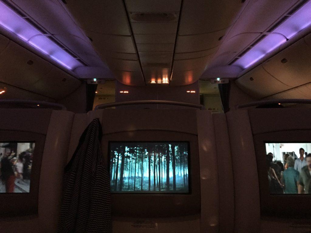 IMG 0011 e1530578552107 1024x768 - Volando de Buenos Aires a Londres via San Pablo en LATAM en Business Class II/II