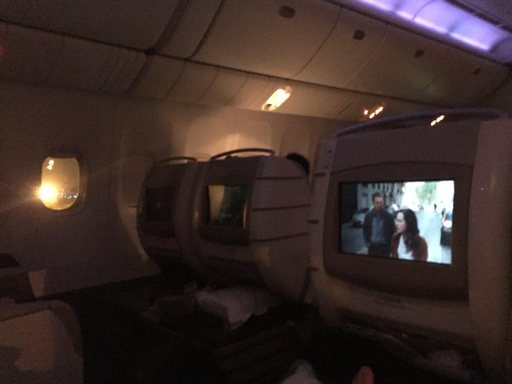 IMG 0013 e1530578598916 1024x768 - Volando de Buenos Aires a Londres via San Pablo en LATAM en Business Class II/II