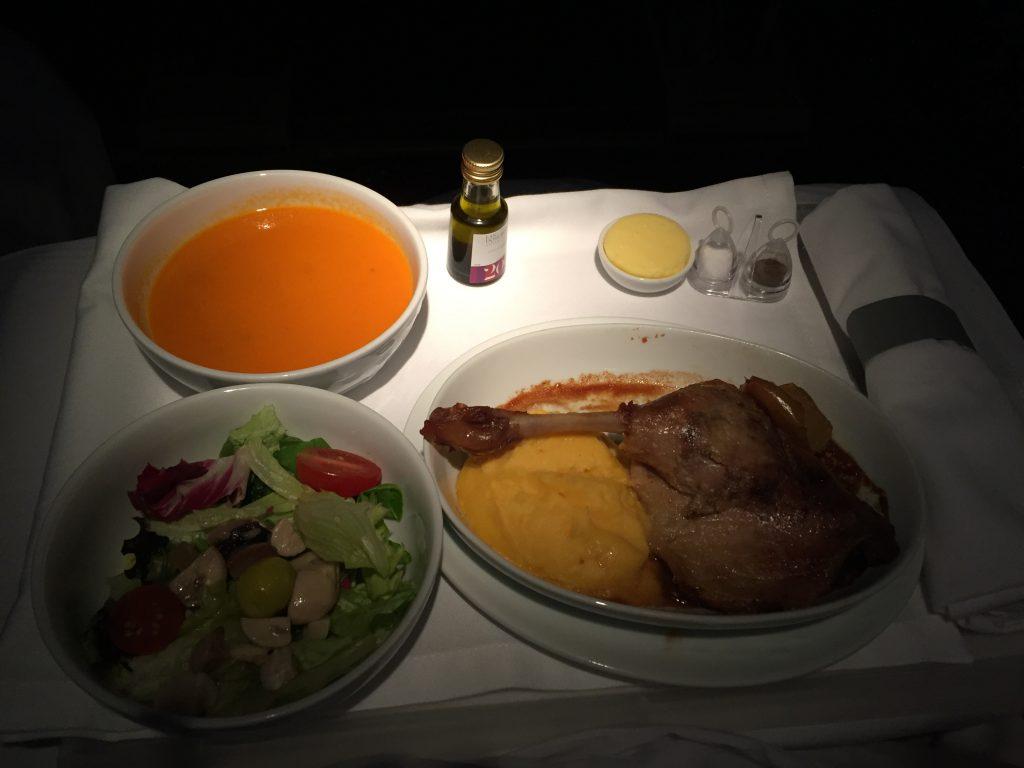 IMG 0015 1024x768 - Volando de Buenos Aires a Londres via San Pablo en LATAM en Business Class II/II