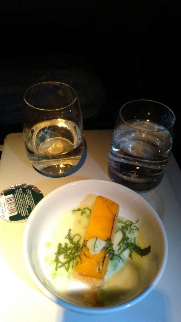 IMG 0034 576x1024 - Volando de Buenos Aires a Londres via San Pablo en LATAM en Business Class II/II