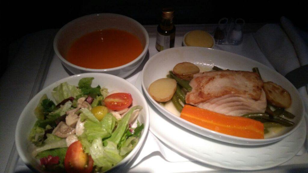 IMG 0035 1024x576 - Volando de Buenos Aires a Londres via San Pablo en LATAM en Business Class II/II