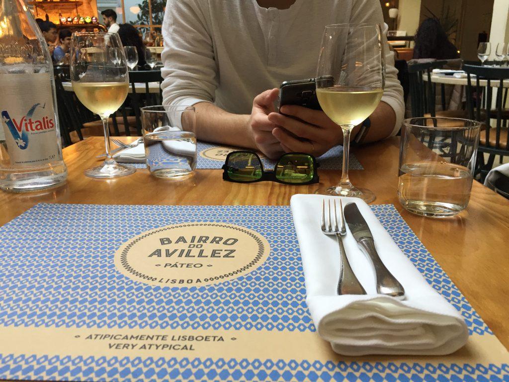 IMG 2309 e1524443191546 1024x768 - Almorzando en un Restaurante de Estrellas Michelin en Lisboa