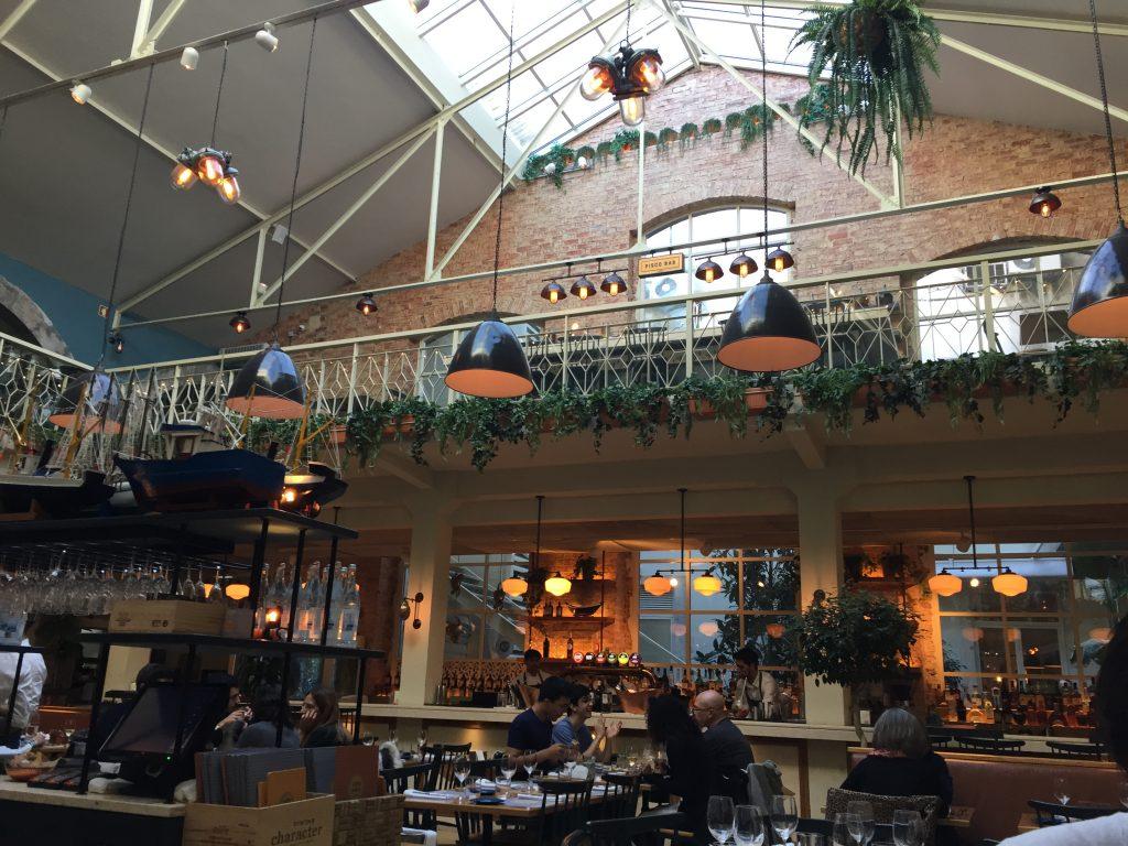 IMG 2310 e1524436211906 1024x768 - Almorzando en un Restaurante de Estrellas Michelin en Lisboa