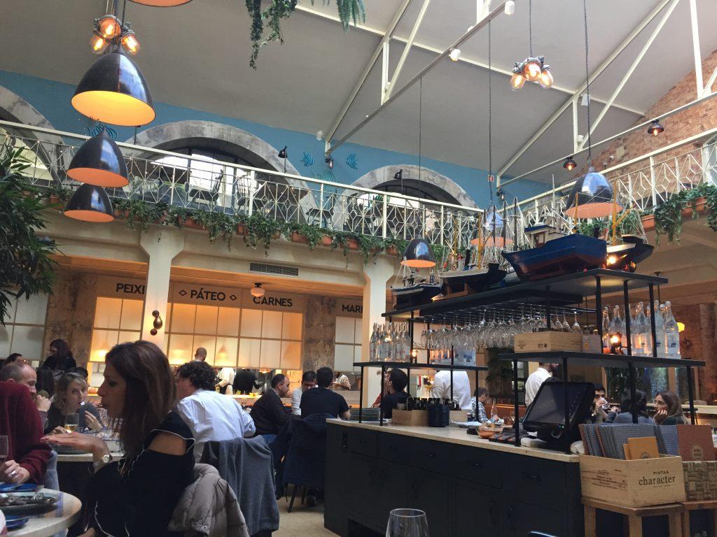 IMG 2311 e1524436119529 1024x768 - Almorzando en un Restaurante de Estrellas Michelin en Lisboa