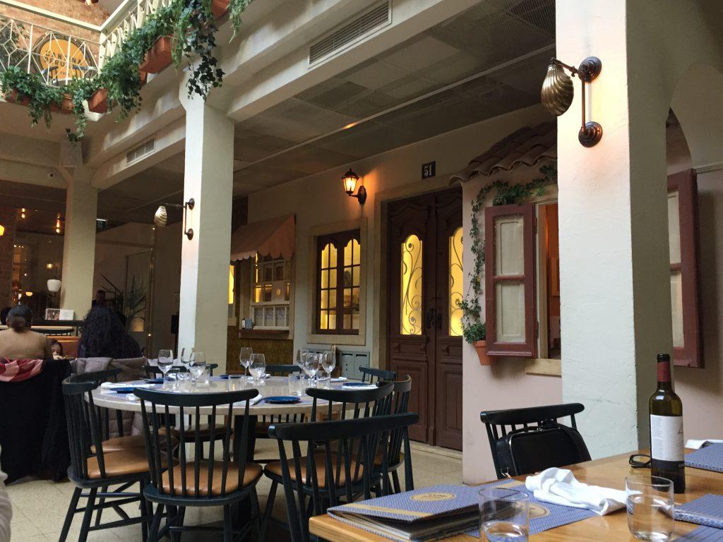IMG 2312 e1524436138721 1024x768 - Almorzando en un Restaurante de Estrellas Michelin en Lisboa