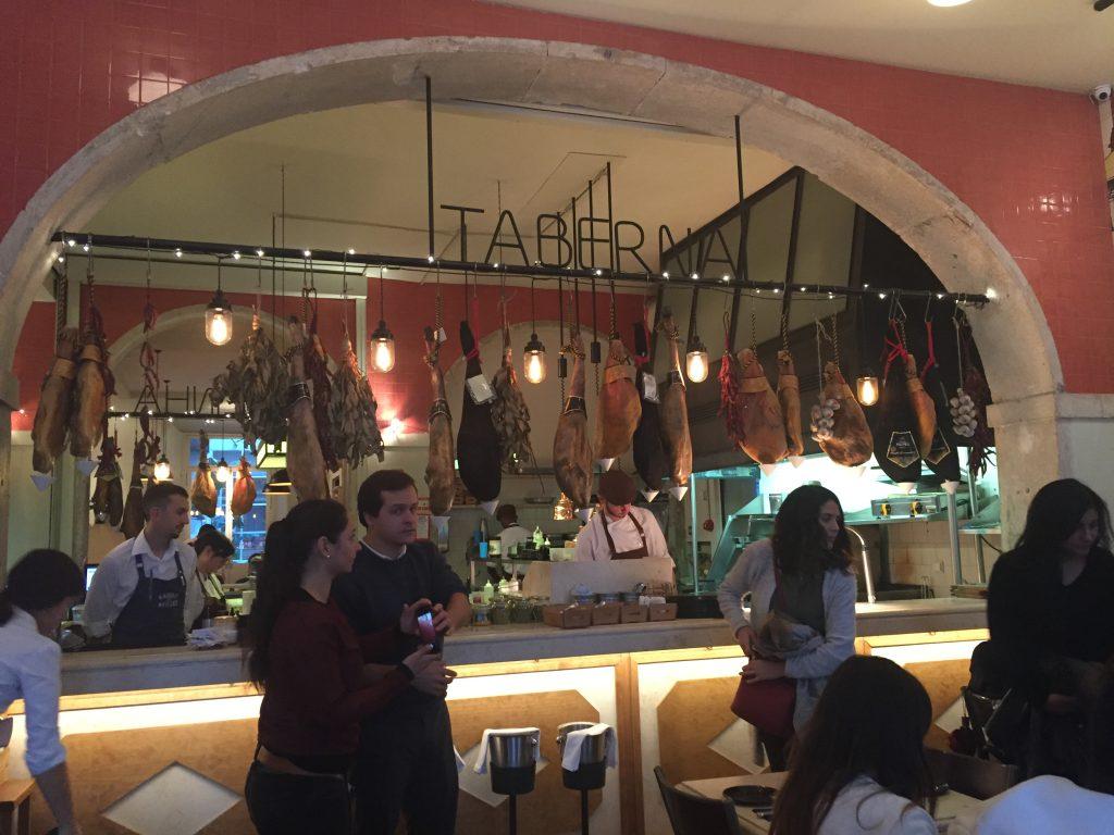 IMG 2326 e1524435929357 1024x768 - Almorzando en un Restaurante de Estrellas Michelin en Lisboa
