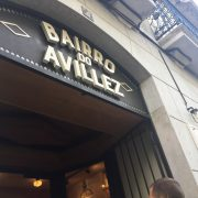 Restaurante en Lisboa Bairro do Avillez