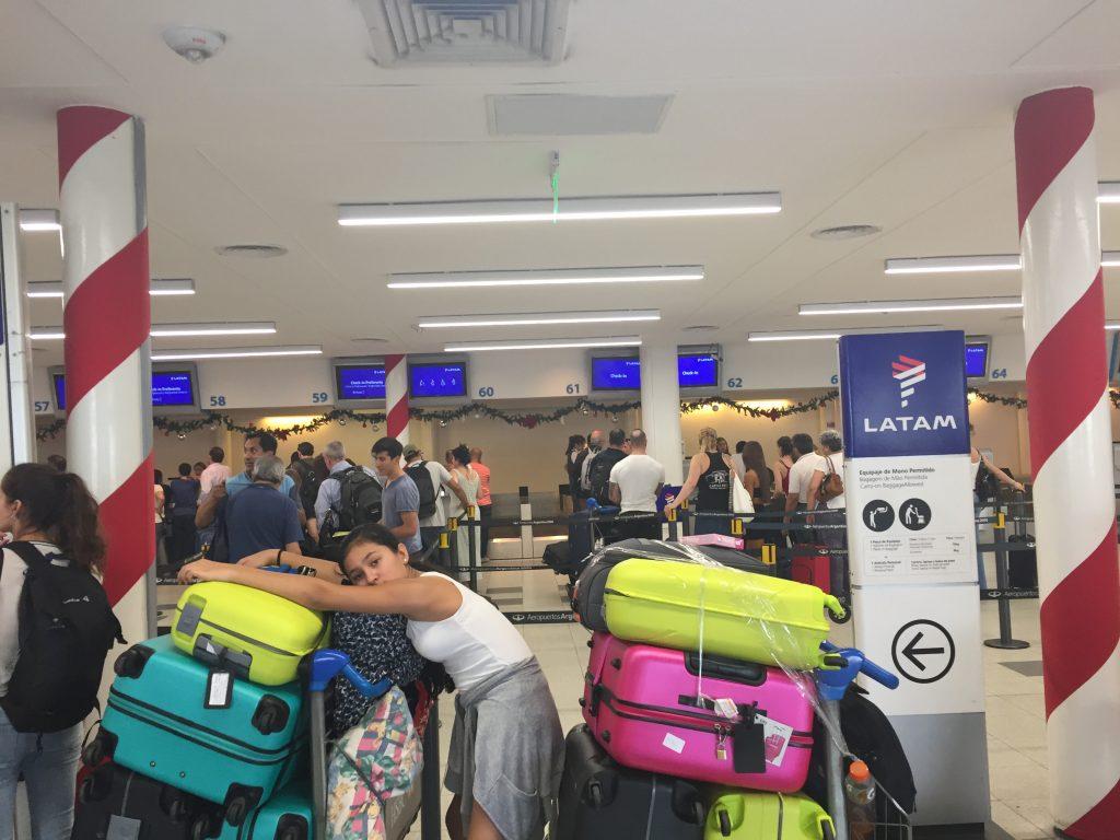 IMG 9879 e1529948762907 1024x768 - Volando de Buenos Aires a Londres via San Pablo en LATAM en Business Class I/II