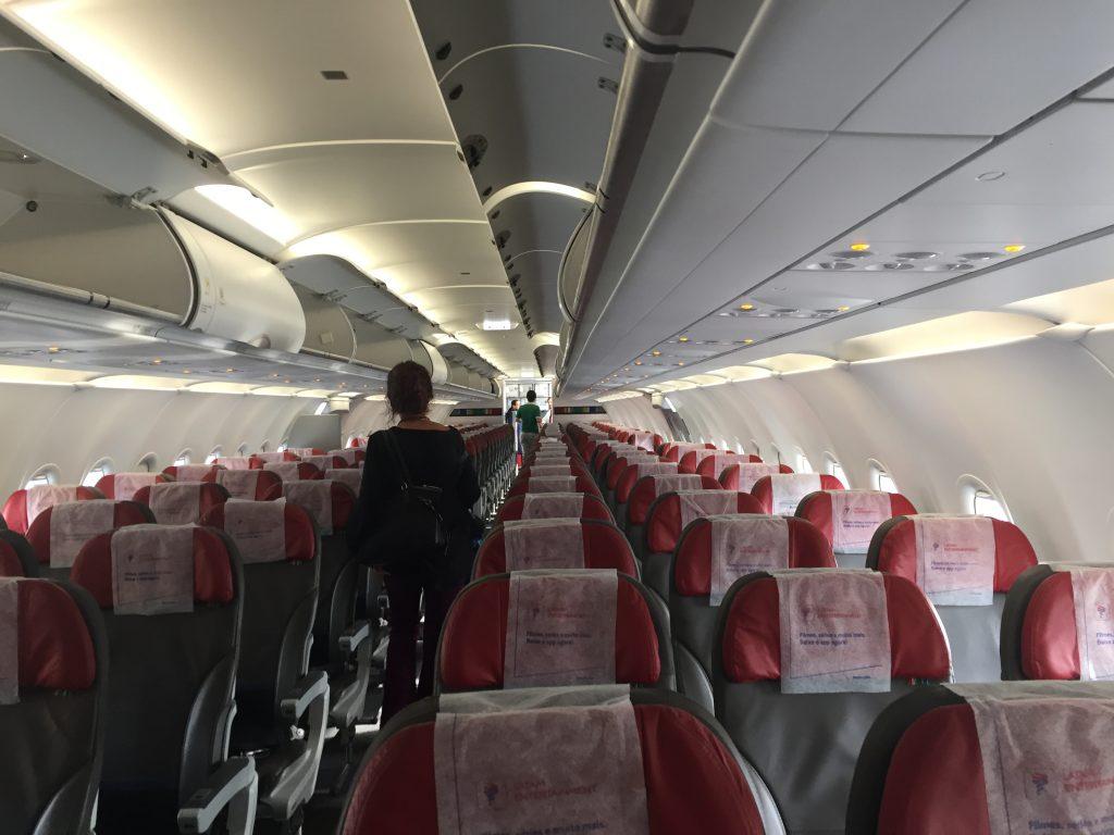 IMG 9885 e1529955272630 1024x768 - Volando de Buenos Aires a Londres via San Pablo en LATAM en Business Class I/II