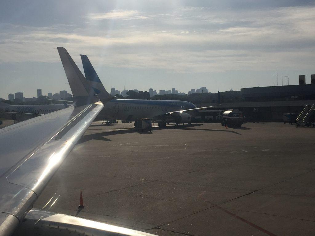 IMG 9893 e1529955400768 1024x768 - Volando de Buenos Aires a Londres via San Pablo en LATAM en Business Class I/II
