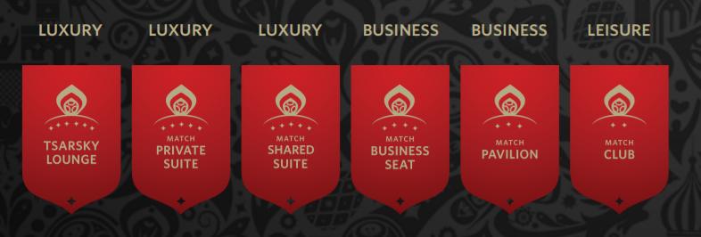 Hospitality - Cuotas sin interés en paquetes para el Mundial Rusia 2018 con AMEX