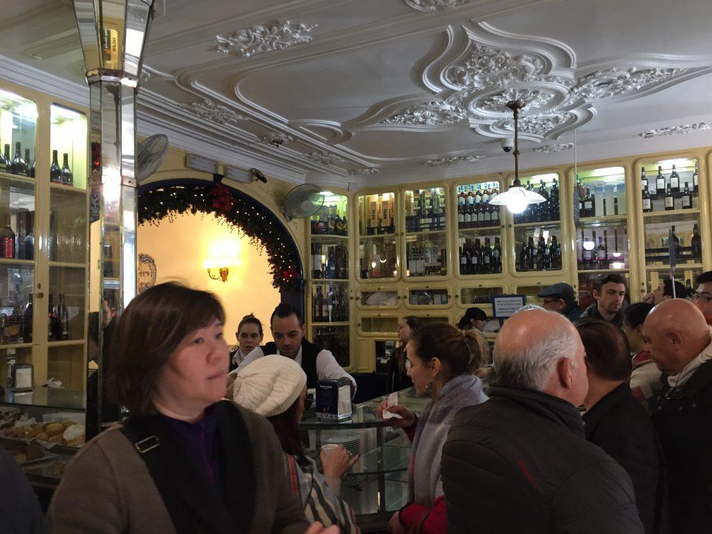 IMG 2150 e1526237950552 1024x768 - El Pastel de Belem vs El Traveseiro de Sintra. Duelo de delicias portugesas.