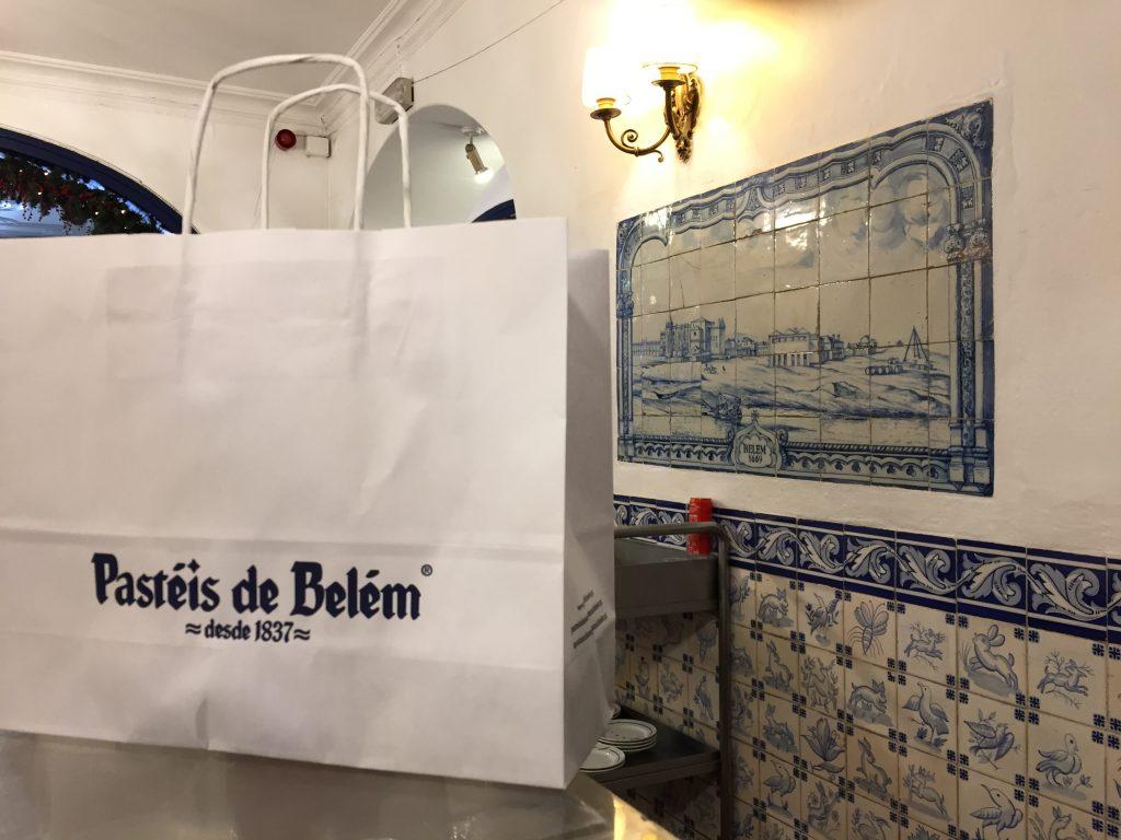 IMG 2151 e1526237964914 1024x768 - El Pastel de Belem vs El Traveseiro de Sintra. Duelo de delicias portugesas.