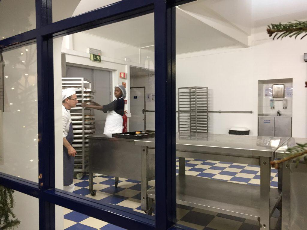 IMG 2156 e1526238048497 1024x768 - El Pastel de Belem vs El Traveseiro de Sintra. Duelo de delicias portugesas.