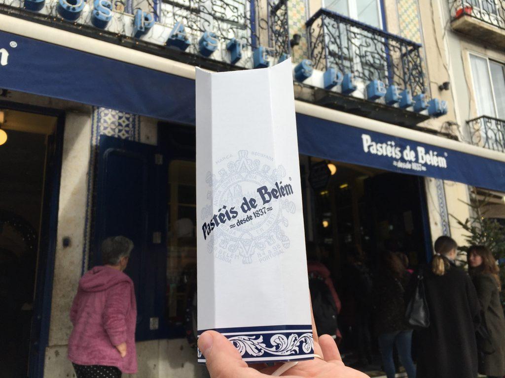 IMG 2162 e1526238717739 1024x768 - El Pastel de Belem vs El Traveseiro de Sintra. Duelo de delicias portugesas.