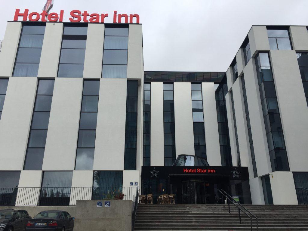 IMG 2246 e1525617028853 1024x768 - El Star Inn, un hotel en el aeropuerto de Lisboa