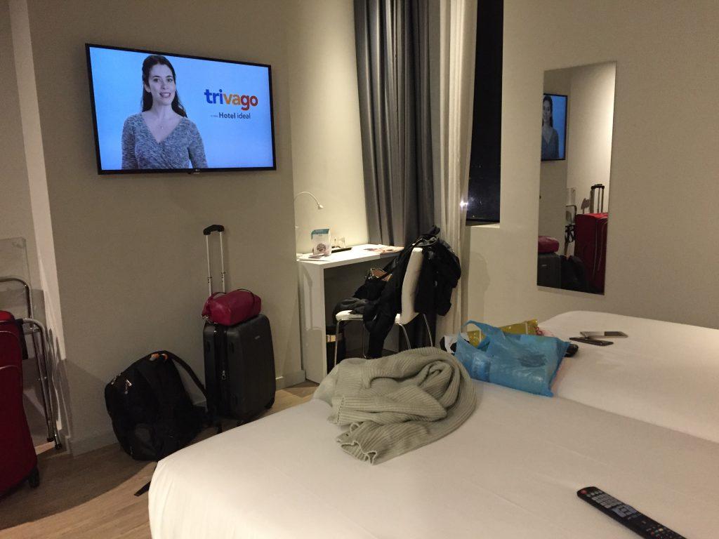 IMG 2381 1024x768 - El Star Inn, un hotel en el aeropuerto de Lisboa