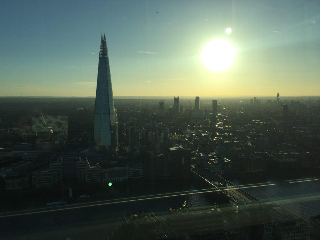 IMG 2422 e1527436523646 1024x768 - El mirador Sky Garden en Londres