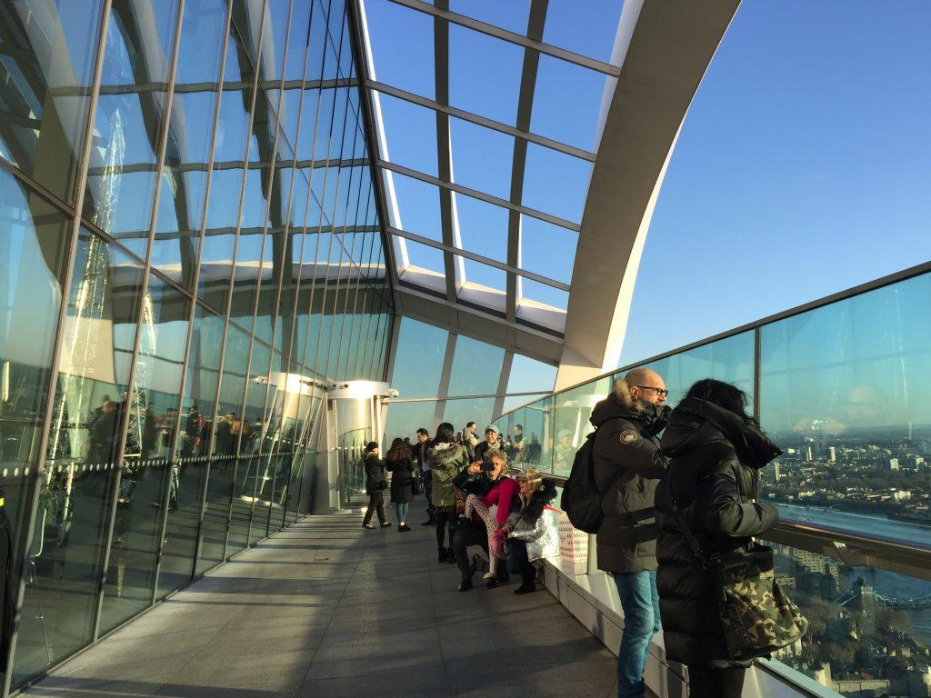 IMG 2430 e1527436320299 1024x768 - El mirador Sky Garden en Londres