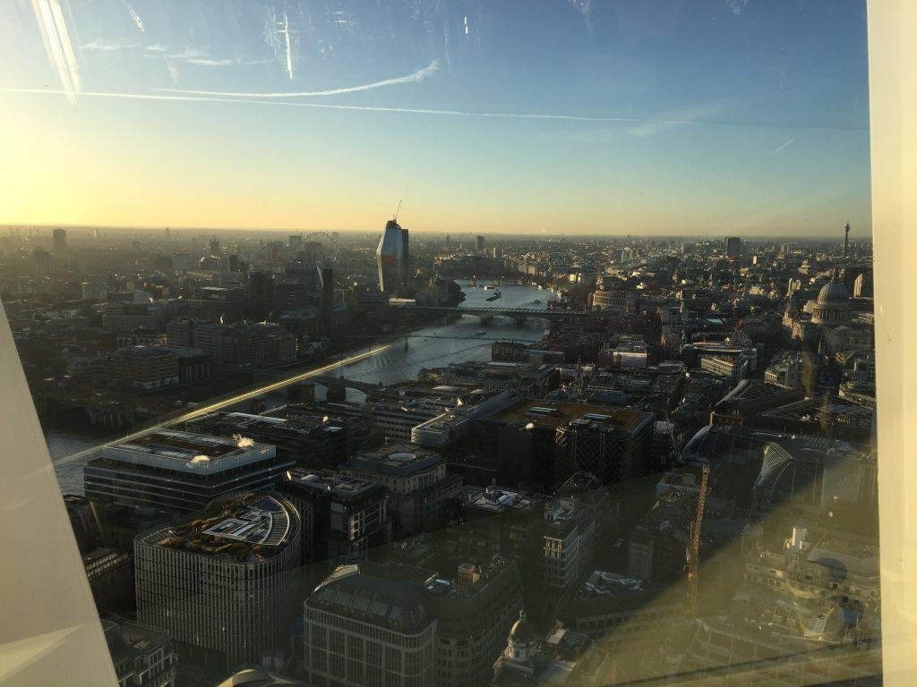 IMG 2433 e1527436759164 1024x768 - El mirador Sky Garden en Londres