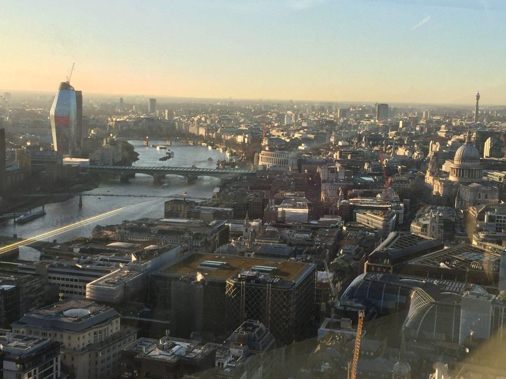IMG 2437 e1527436863709 1024x768 - El mirador Sky Garden en Londres
