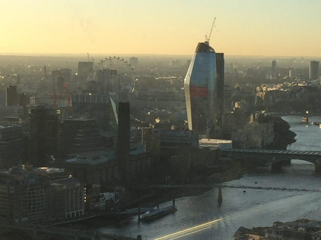 IMG 2438 e1527436891776 1024x768 - El mirador Sky Garden en Londres