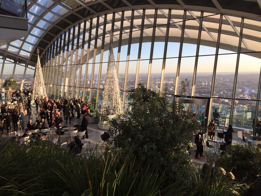 IMG 2441 e1527436185976 1024x768 - El mirador Sky Garden en Londres